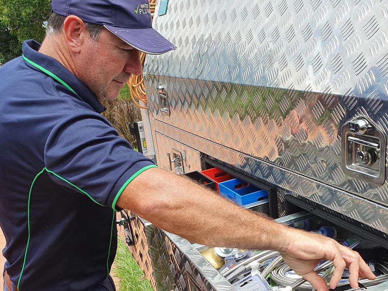 Water Smart Pre-Purchase Plumbing Inspection Buderim